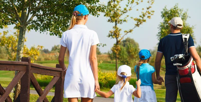 Top Destinations for Combining Golf and Family Vacations