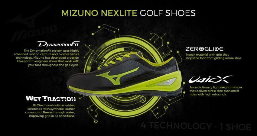 mizuno golf shoes 2016