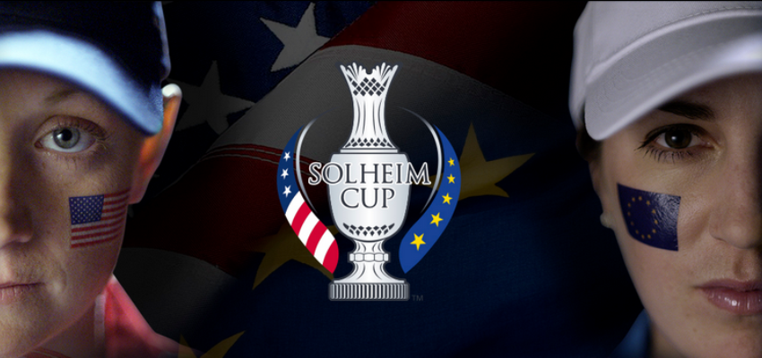 The Solheim Cup.