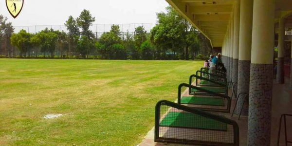 The Siri Fort Golf complex driving range. Image courtesy: www.golfgaga.com
