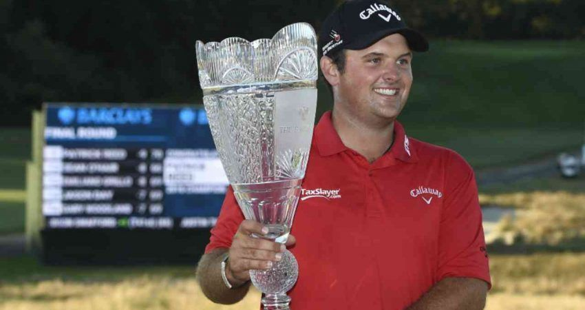 Barclays cup 2016: Patrick Reed finally scoops one