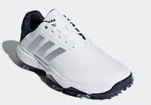 FIRST LOOK REVIEW  2018 Adidas Adipower Bounce Spiked Golf Shoes ... af73b6ec6f2c