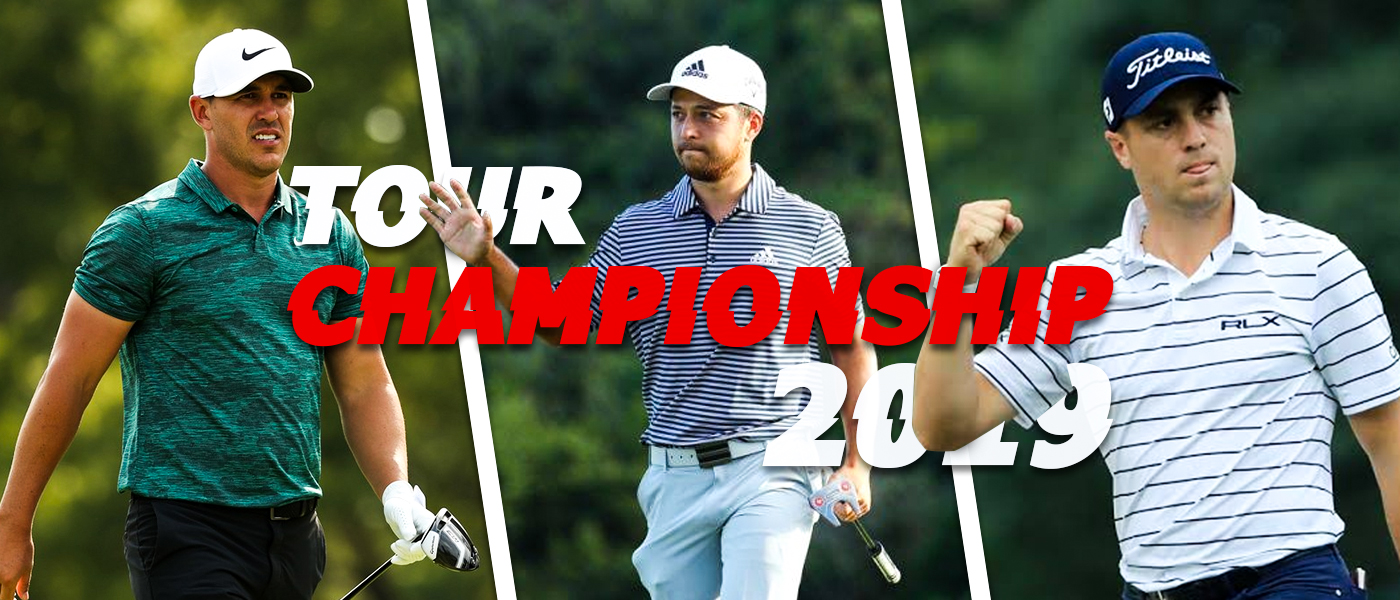 Tour Championship 2019 : Xander tops the leaderboard