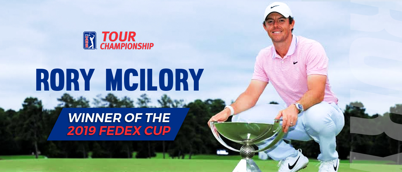 FedEx Cup 2019: Rory Mcllroy wins the Tour Championship