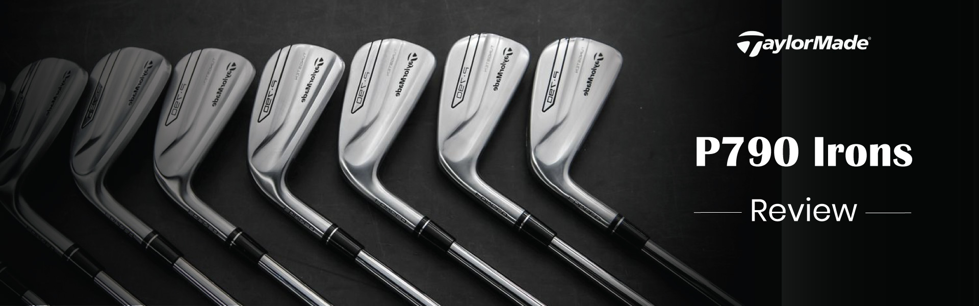 REVIEW: TaylorMade P790 Irons