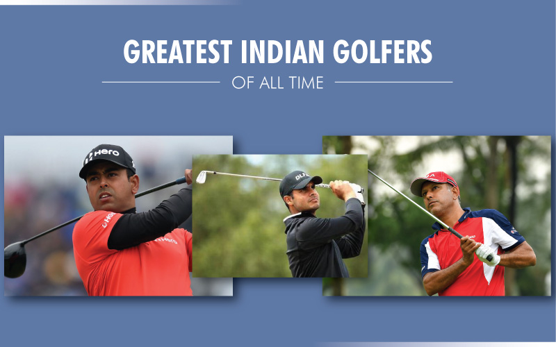 The Greatest Indian Golfers of all time